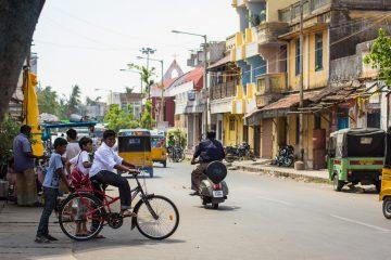 Pondicherry mitt nye hjem