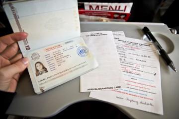 Visum til Burma Myanmar i Bangkok