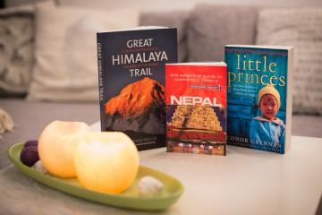 bøker om nepal