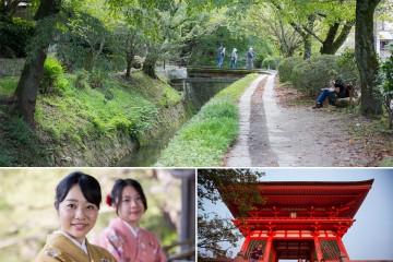 Kyoto-vakre-templer-hager-shrines