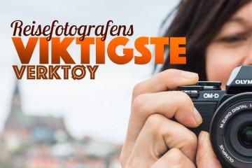 nettkurs om reisefotografering