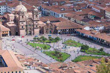 Cusco attraksjoner i Peru