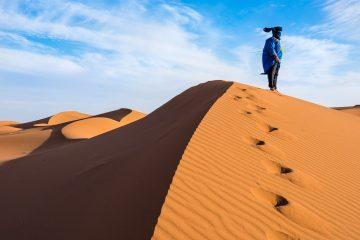 Reiserute og budsjett i marokko med bil