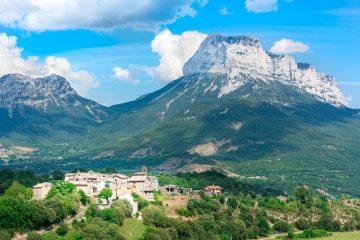 3 vakre fotturer i geopark i de spanske pyreneene