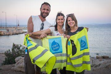 Hvordan er det å jobbe som frivillig med flyktninger i Hellas?