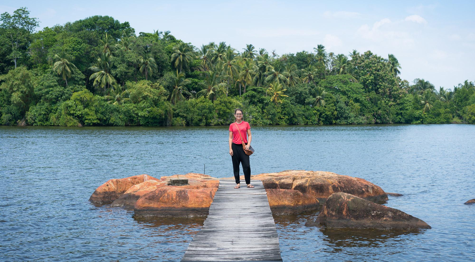 Smuk Status etter 3 måneder som fulltidsreisende på Sri Lanka - Hamaca LP-62