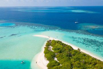 Drone-bilder-fra-Maldivene