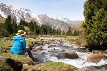 Typisk-Kirgisistan-Sentral-Asia